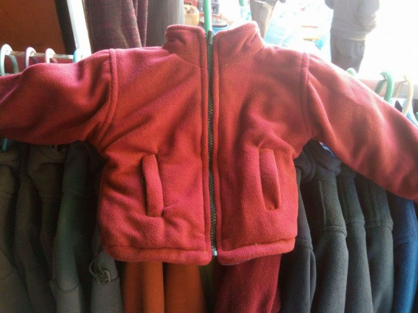 SPENDE - Hilfspaket Winterkleidung